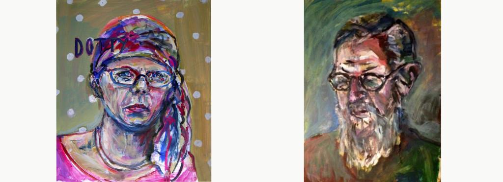 Astrid slettevold portretter