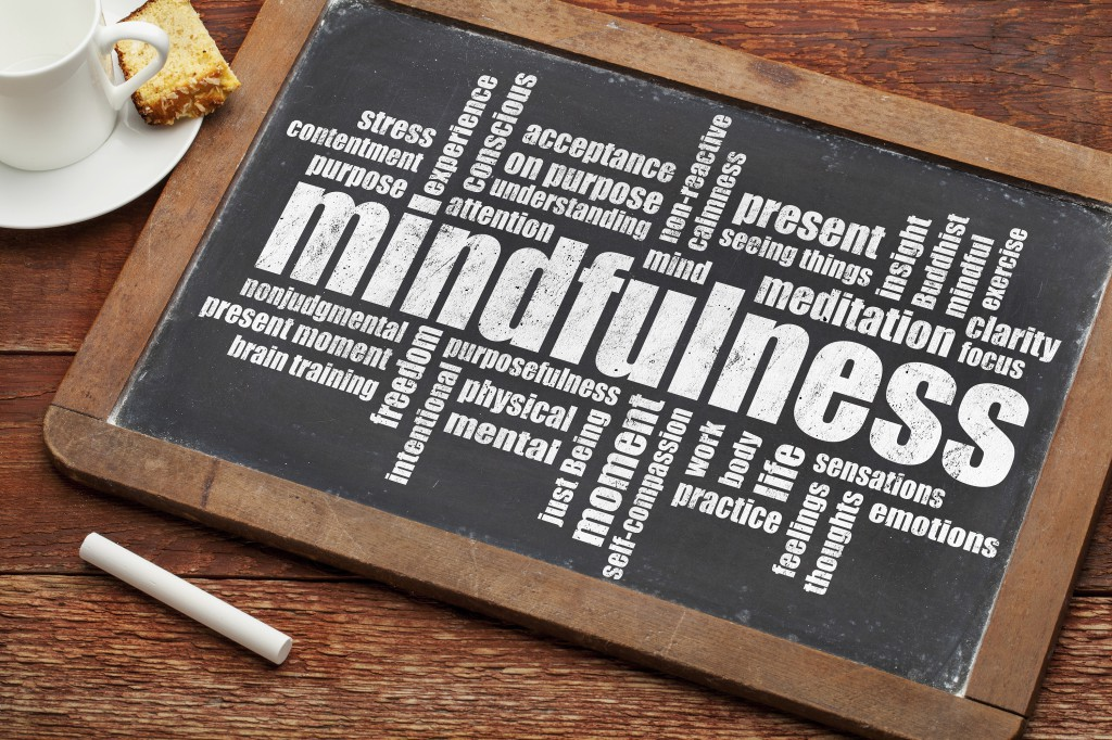 Mindfulness kurs Oslo sentrum